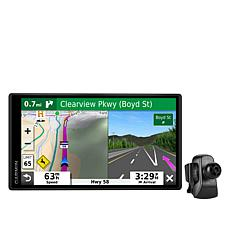 """Garmin DriveSmart 55 5.5"""" GPS with Vent Mount and Built-in WiFi"""