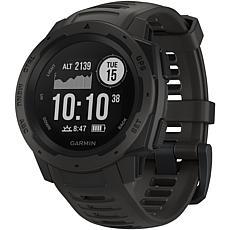 Garmin Instinct GPS Watch in Graphite