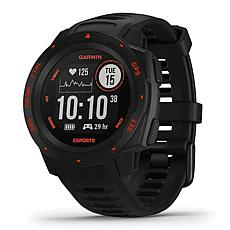 Garmin Instinct Rugged GPS Watch (Esports Edition)