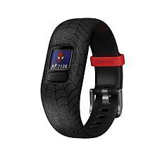 Garmin Vivofit Jr. 2 Marvel Spider-Man Fitness Tracker in Black