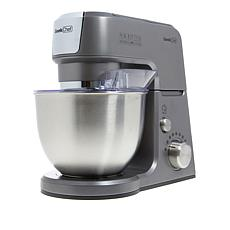 Geek Chef 2.6-Quart 4-in-1 Tilt Head Stand Mixer
