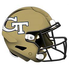 Georgia Tech Helmet Cutout