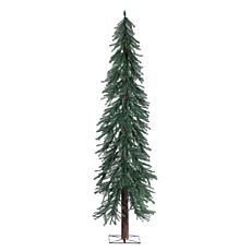 Gerson 7' Unlit Alpine Tree