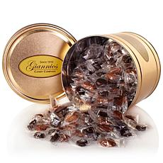 Giannios 5.5 lbs. Assorted Chocolates in Gold Tin- Receive in November