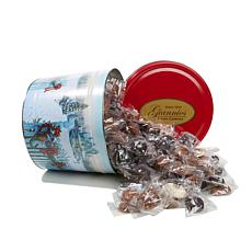 Giannios 5.5 lbs. Assorted Chocolates in Holiday Mail Tin