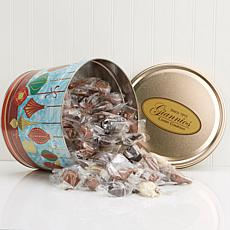 Giannios 5.5 lbs Assorted Chocolates in Ornament Tin