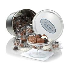Giannios 5.5 lbs. Assorted Chocolates in Platinum Tin