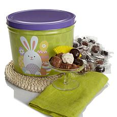Giannios 6 lbs. Assorted Chocolates in Easter Tin