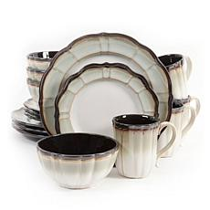 Gibson Mableton 16pc Dinnerware Set