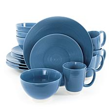 Gibson Rowland 16pc Dinnerware Set