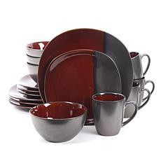 Gibson Volterra 16-piece Dinnerware Set