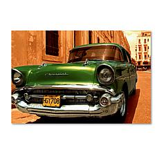 Giclee Print - 1957 Chevy Bel Air