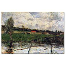 Giclee Print - Brittany Landscape 1879