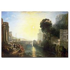 Giclee Print - Dido Building Carthage