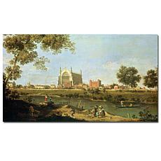 Giclee Print - Eton College 1754