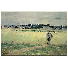 Giclee Print - In the Wheatfields at Gennefilliers 1875