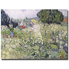 Giclee Print - Mademoiselle Gachet at Auvers-sur-Oise
