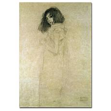 Giclee Print - Portrait of a Young Woman, 1896-97