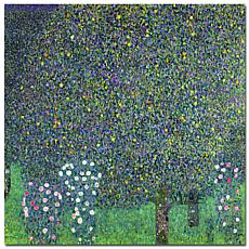 Giclee Print - Roses Under the Trees 1905
