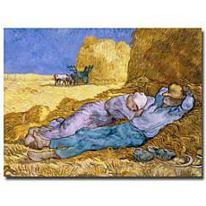 "Giclee Print  - Siesta, After Millet, 1890 24"" x 18"""