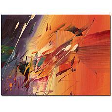 "Giclee Print - Speed 35"" x 47"""