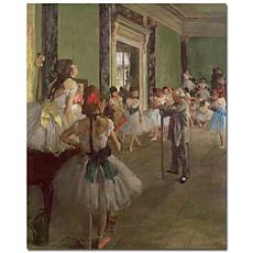 "Giclee Print -  The Dancing Class, 1873 14"" x 19"""