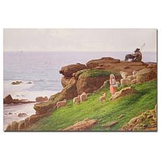 Giclee Print - The Pet Lamb