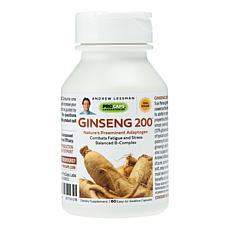 Ginseng-200 - 60 Capsules
