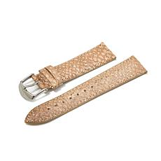 Giorgio Milano Goldtone Metallic-Look Watch Straps