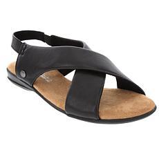Gloria Vanderbilt Jacey Crossover Sandal