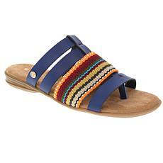 Gloria Vanderbilt Jamma Low-Wedge Sandal