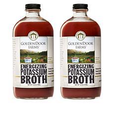 Golden Door Energizing Potassium Broth 2-pack