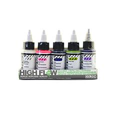Golden High Flow Marker Set