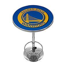 Golden State Warriors NBA Chrome Pub Table