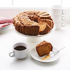 GrandPa's Cake Company 48 oz. Pre-Sliced Original Cinnamon Cake