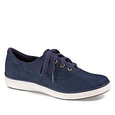 Grasshoppers by Keds Janey II Denim Lace-Up Sneaker