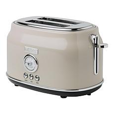 Haden Dorset 2-Slice Stainless Steel Toaster