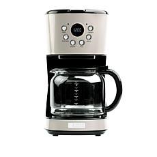Haden Dorset Modern 12-Cup Programmable Coffee Maker