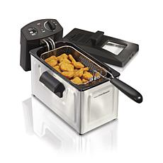Hamilton Beach® 12 Cup Oil Capacity Deep Fryer