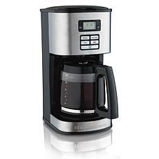 Hamilton Beach 12-Cup Programmable Coffeemaker