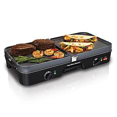 Hamilton Beach 3-in-One Grill/Griddle