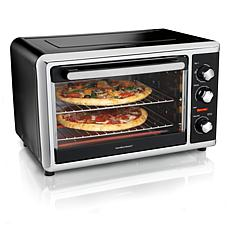 Hamilton Beach® Countertop Oven with Convection and Rotisserie