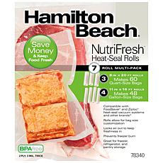 Hamilton Beach NutriFresh Vacuum Sealer