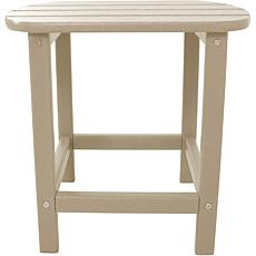 Hanover All-Weather Side Table - Sand