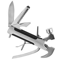 Happy Camper Multi-Function 8-in-1 Camping Tool