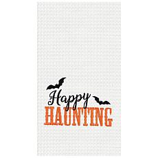 Happy Haunting Towel S-2
