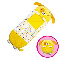 Happy Nappers DLX Children's Play Pillow + Story Time Book