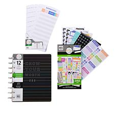 Happy Planner Classic Know Your Worth Collection with Accessories