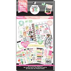 Happy Planner Sticker Value Pack - Watercolor Classic