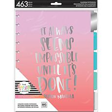 Happy Planner Undated Big Planner Extension Pack - Hourly
